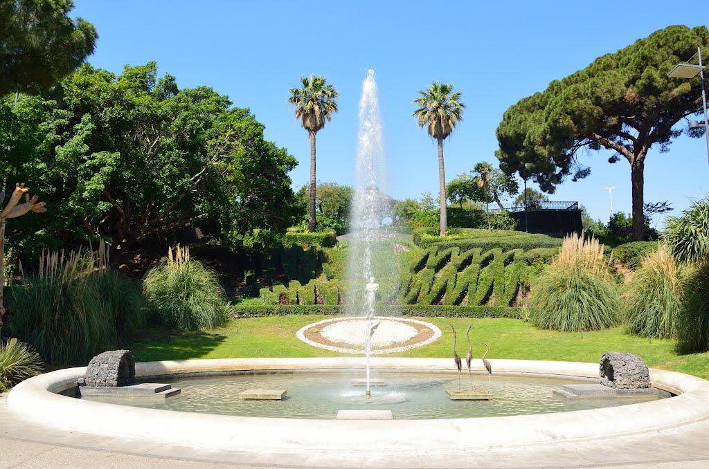 C 39 era una volta ma esiste ancora il giardino bellini for Torrisi arredi giardino catania