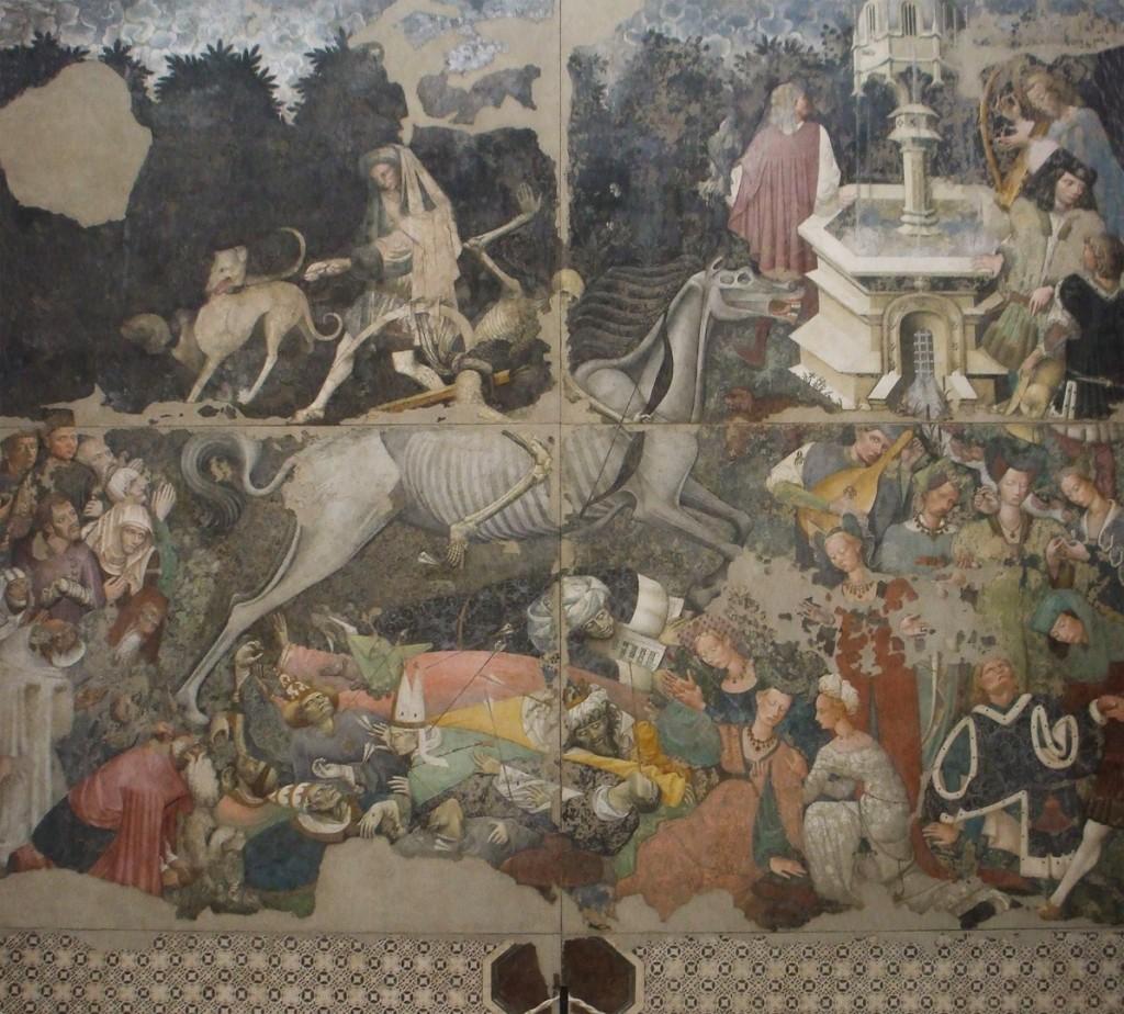30 curiosità sulla Sicilia: il Trionfo della Morte.
