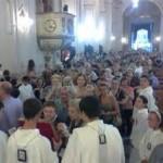 Interno Santuario Carmine