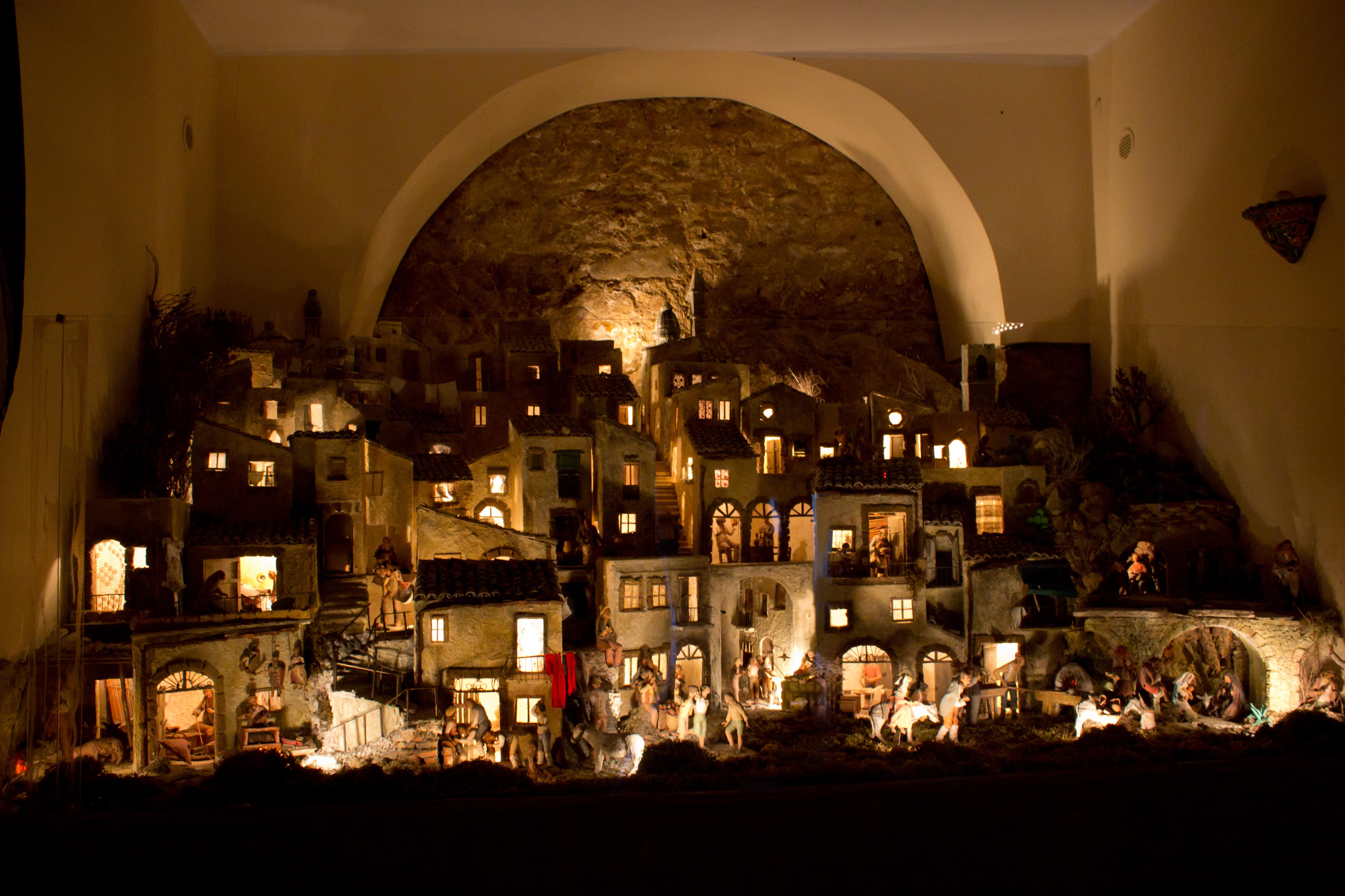Caltagirone tra ceramica e presepi una citt in grado di incantarti blog sicilian secrets - Presepi fatti in casa ...