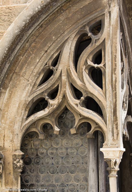 Particolare prospetto Palazzo Alliata di Pietratagliata