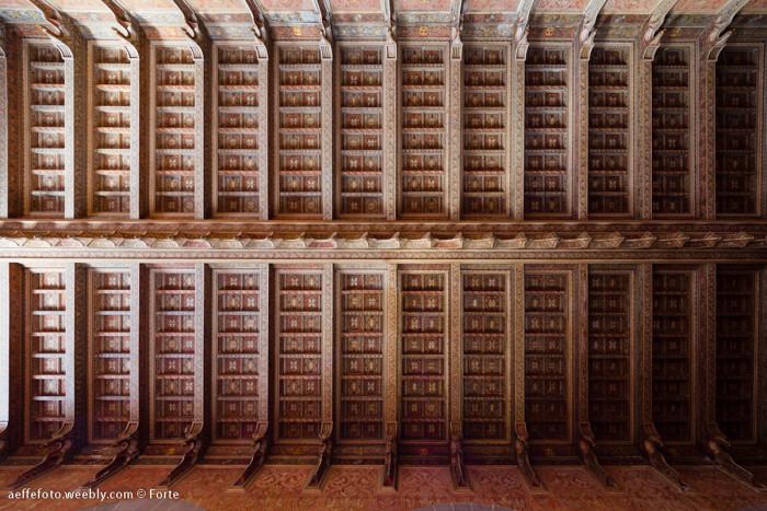 Soffitto Palazzo Alliata di Pietragliata