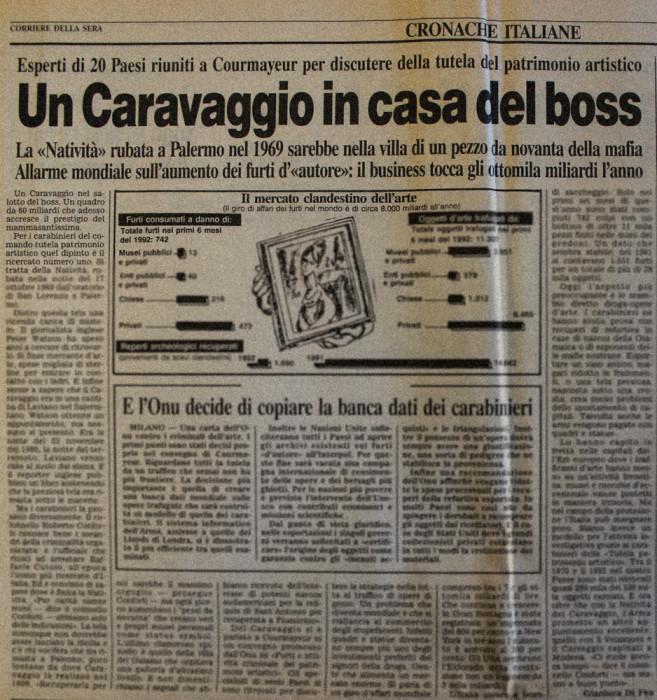 Corriere della Sera - 28 giugno 1992