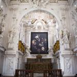 Altare dell'Oratorio di San Lorenzo