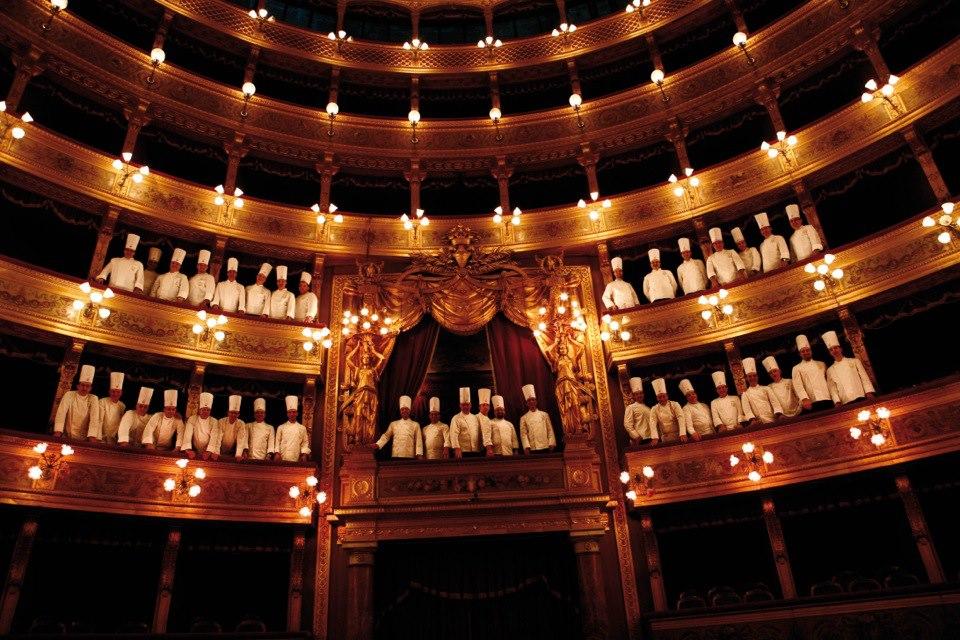 Simposio Accademia Pasticceri Italiani Teatro Massimo Palermo