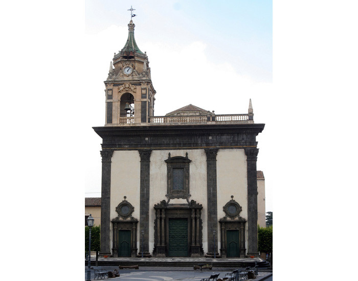 Chiesa Madre Viagrande (CT)