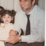 L'avvocato Famà con la figlia Flavia