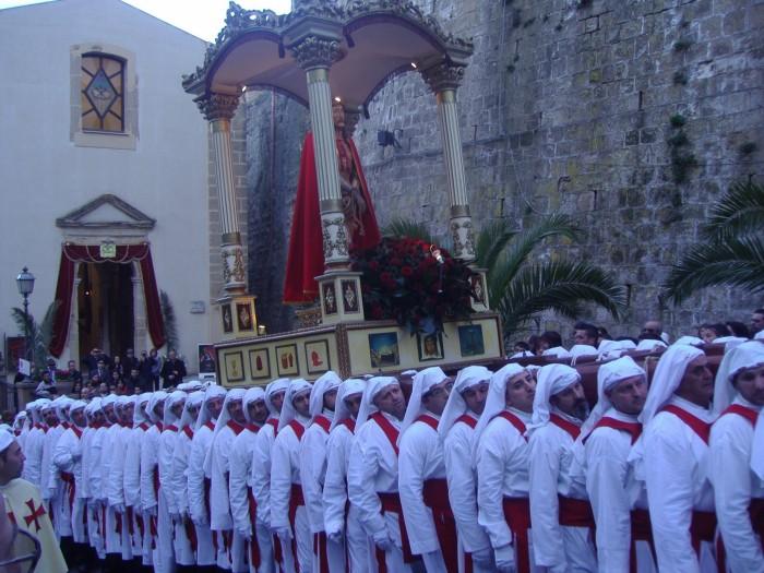 Procession Incappucciati Enna