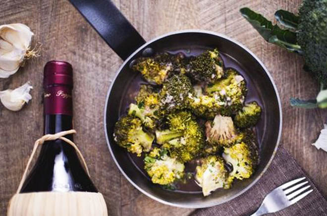 drowned broccoli