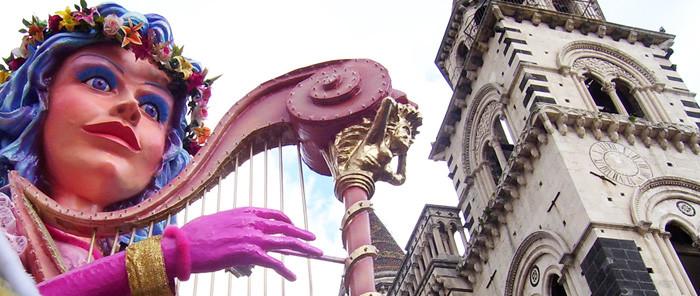 Carnevale di Acireale - Duomo