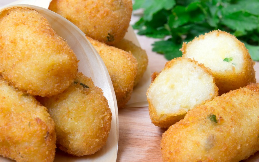 potatoes croquettes