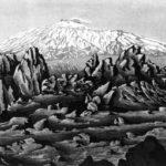 Old Lava near Bronte, Escher