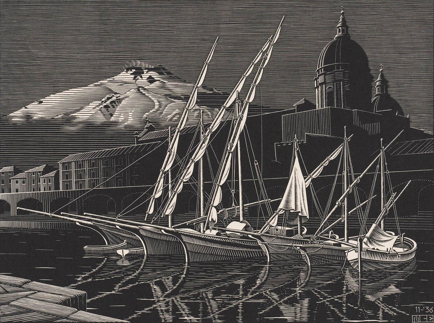 Escher Catania
