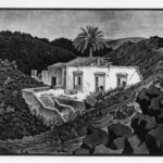 Escher Colata lavica