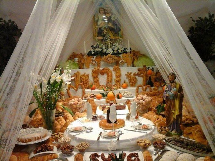Eventi in Sicilia - Artarata di San Giuseppe