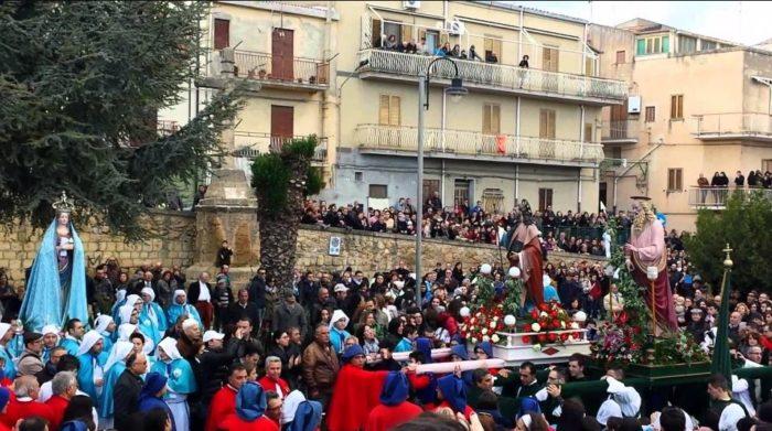 riti della pasqua in sicilia
