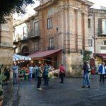 Open-air markets