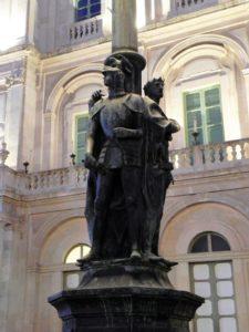 Le quattro leggende di Catania