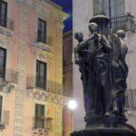 Quattro leggende di Catania - Anapia e Anfinomo