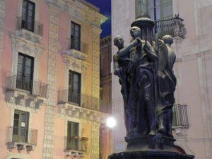 Le quattro leggende di Catania - Anapia e Anfinomo