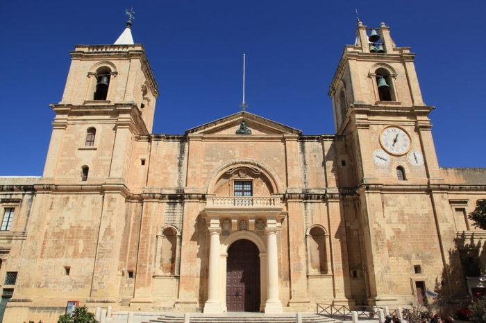 itinerario a malta