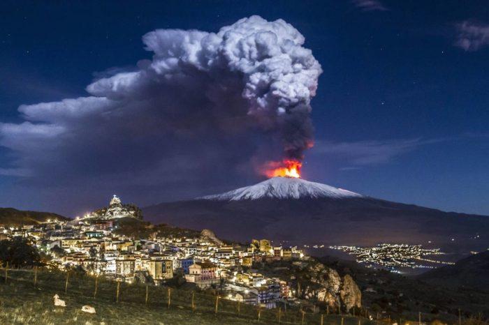 I 10 siti UNESCO della Sicilia: il vulcano attivo Etna