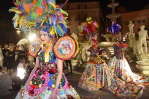 fashion in Sicily