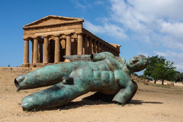 30 curiosità sulla Sicilia: sito unesco valle dei templi