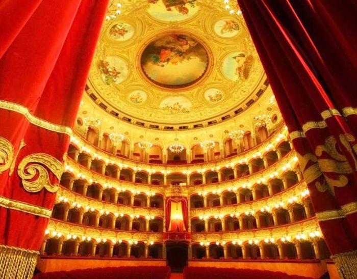 Pirata al Teatro Massimo Bellini