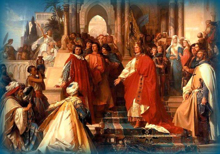 il siciliano lingua o dialetto? alla corte di Federico II nasce la scuola poetica