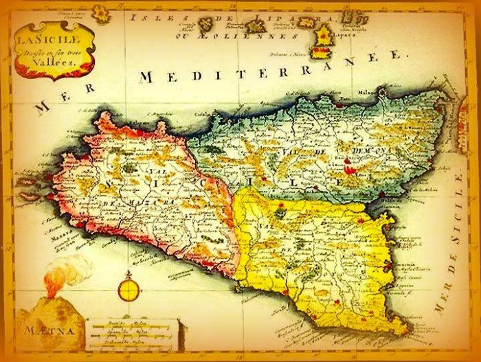 il siciliano lingua o dialetto? la sicilia al tempo della dominazione araba