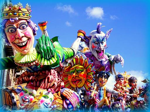 I 7 Carnevali più belli di Sicilia: Termini Imerese e la sfilata dei carri allegorici.