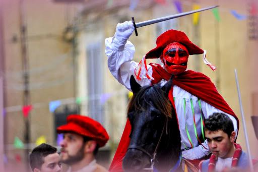 I 7 Carnevali più belli di Sicilia: a Mezzojuso il Mastro di Campo