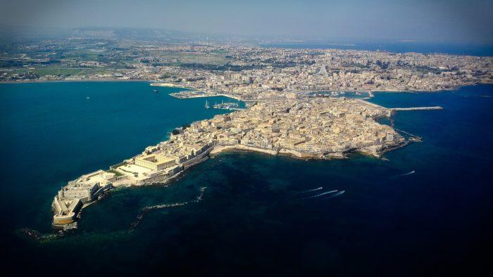 7 meraviglie da vedere in sicilia: ortigia