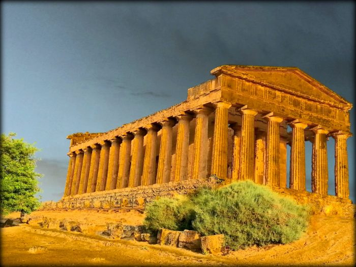 diario del mio viaggio in Sicilia: valle dei Templi ad Agrigento