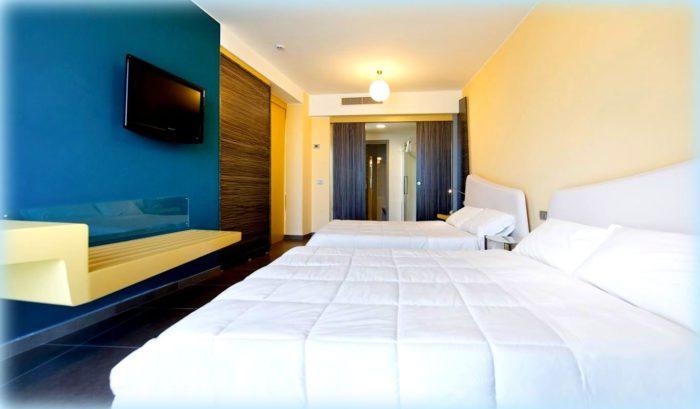 Hotel Ibis Catania Acireale: l'Estate 2021 in Sicilia è liberi di viaggiare! Camera