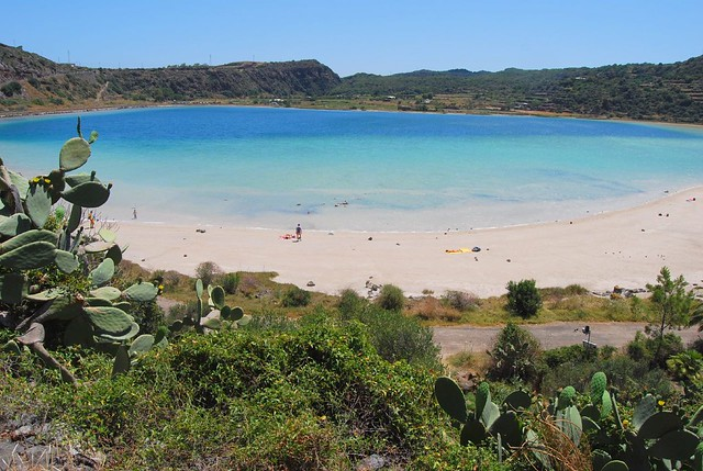 isole arcipelaghi della sicilia: pantelleria