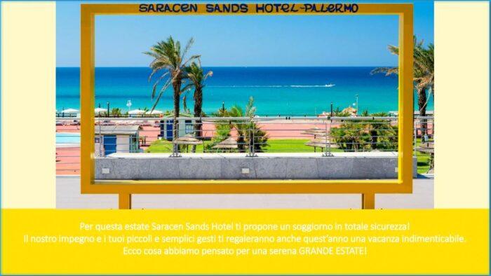 vacanza in sicurezza questa estate al Saracen... le procedure