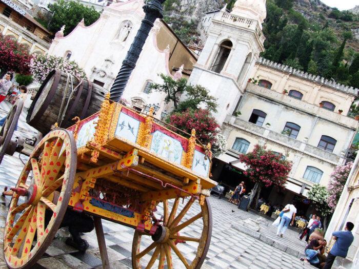 7 meraviglie da vedere in sicilia: taormina