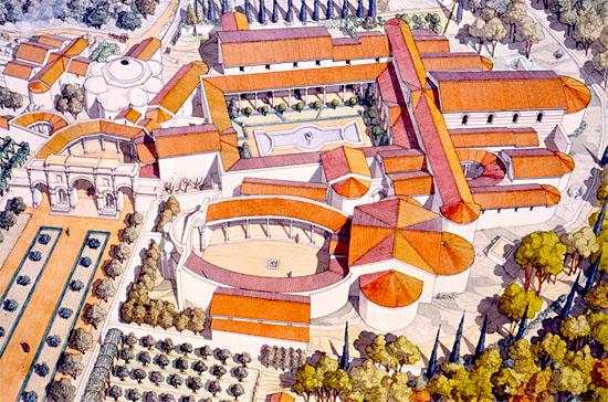 Villa Romana del Casale ed i suoi mosaici: scopriamola!
