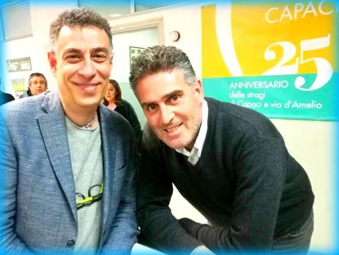 Angelo Corbo ed Antonio Vassallo (Archivio Vassallo)