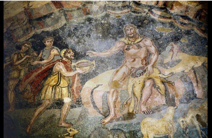 Da Omero: Ulisse e il Ciclope