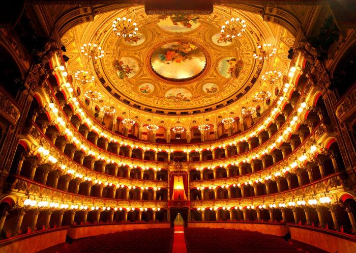 Sicilian theaters