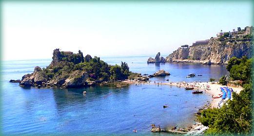 10 meraviglie da vedere a Taormina: Isola Bella