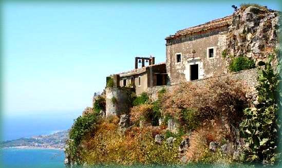 10 meraviglie da vedere a Taormina: Madonna della Rocca