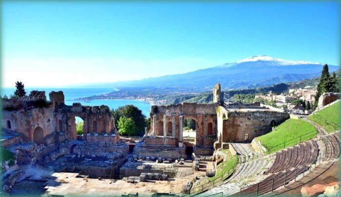 10 meraviglie da vedere a Taormina: Teatro Greco