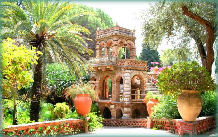 10 meraviglie da vedere a Taormina: Villa Comunale