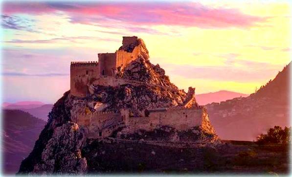 7 fantasmi per 7 castelli di sicilia: il castello di Mussomeli