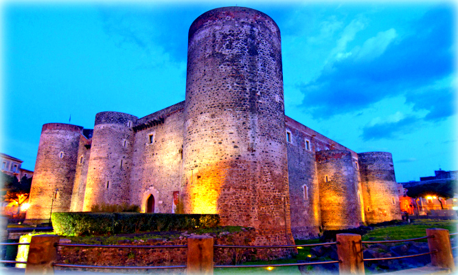 7 fantasmi per 7 castelli di Sicilia: il castello Ursino