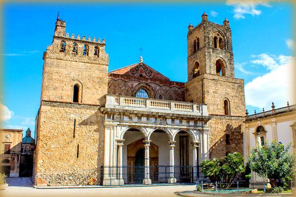 10 meraviglie da vedere a palermo: cattedrale di monreale